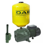 Pompa Jetpump DAB DP 102 Complete Set
