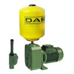 Pompa Jetpump DAB DP 151 Complete Set