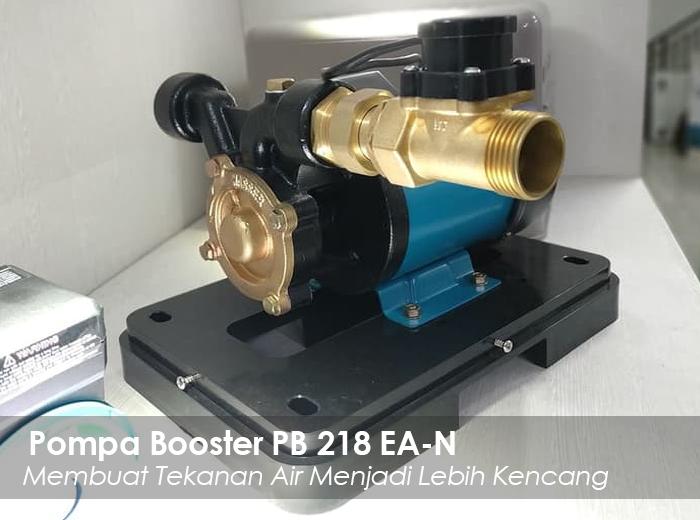 pompa booster wasser pb 218 ea membuat