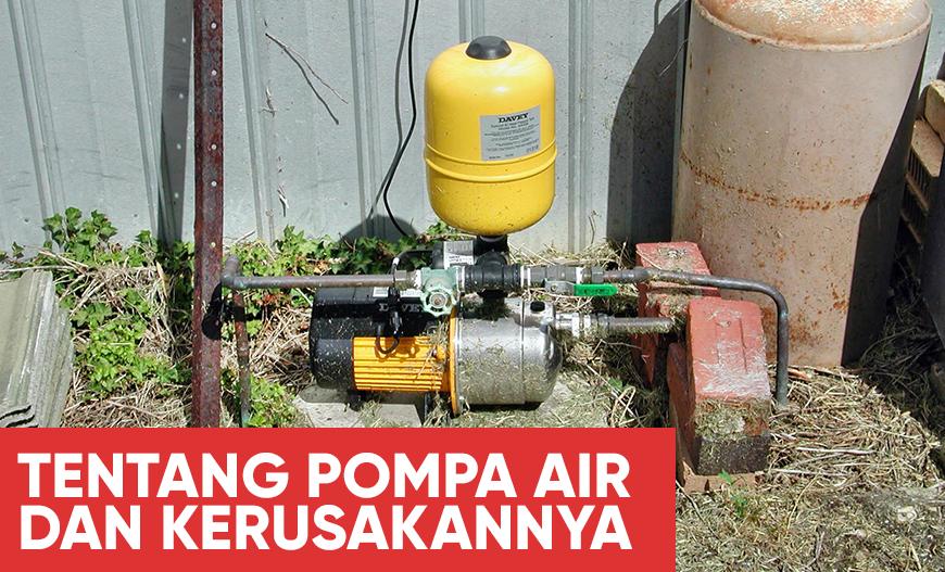 Mesin Pompa Air Dan Seputar Pertanyaannya Toko Pompa Online