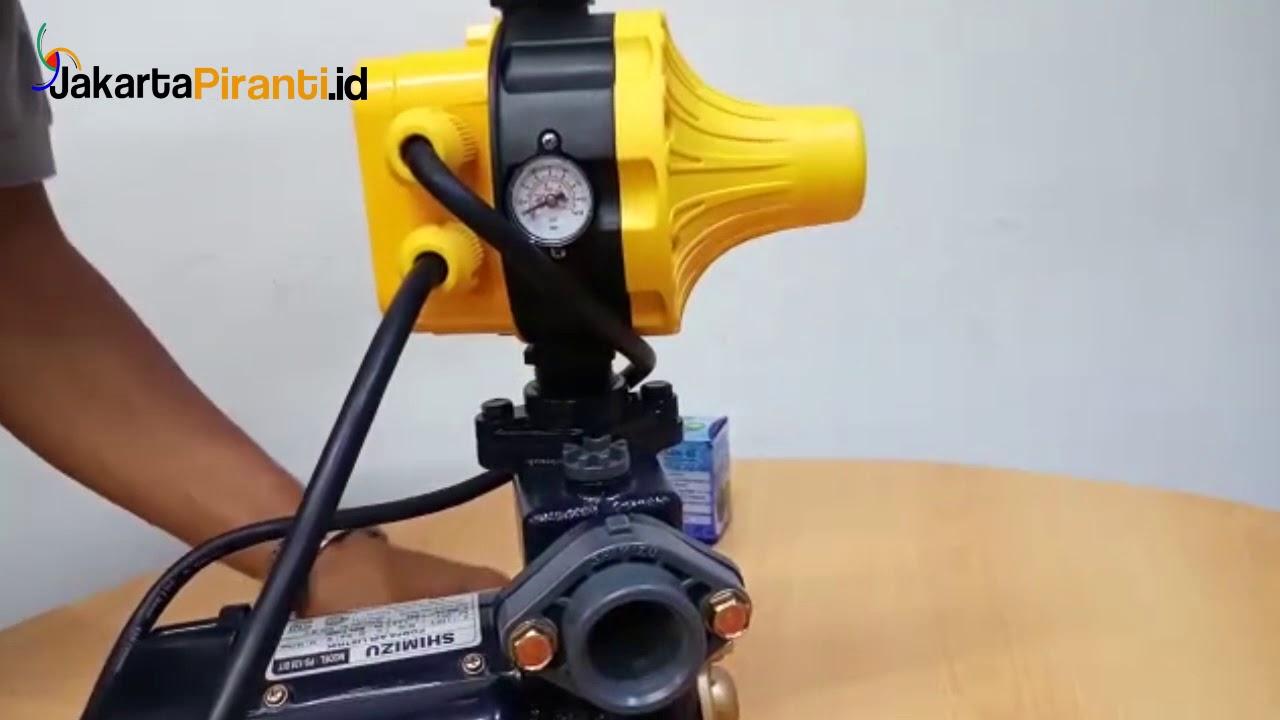 Pemasangan Automatic Pressure Control Toko Pompa Online